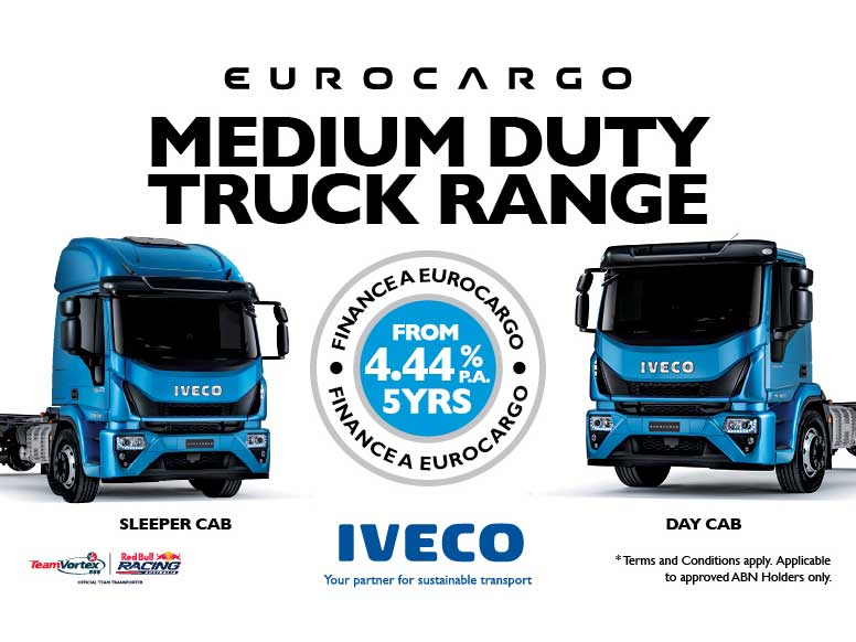 Medium Duty Truck Range