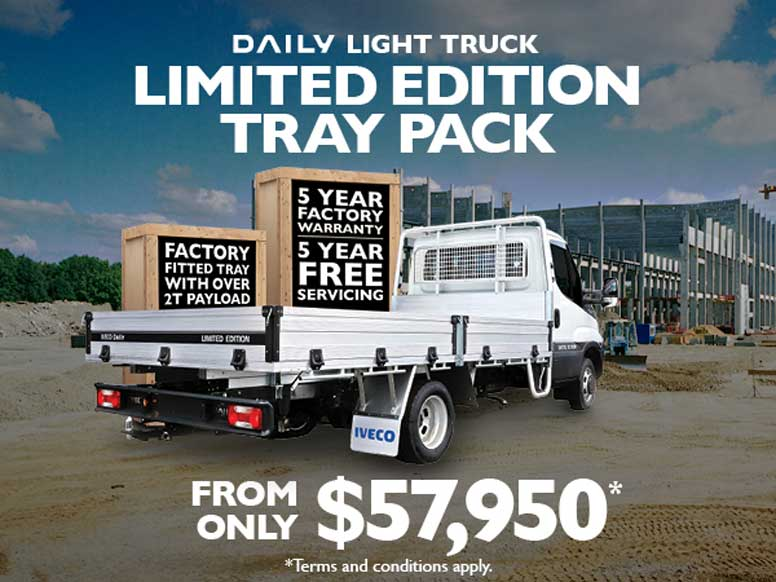 Medium Duty Truck Range