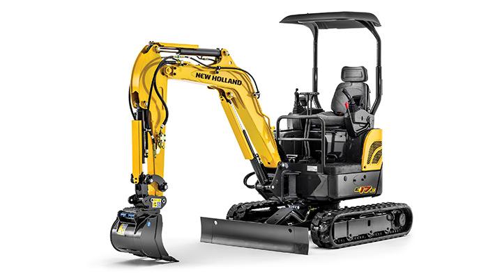 Compact Excavators C Series E26c