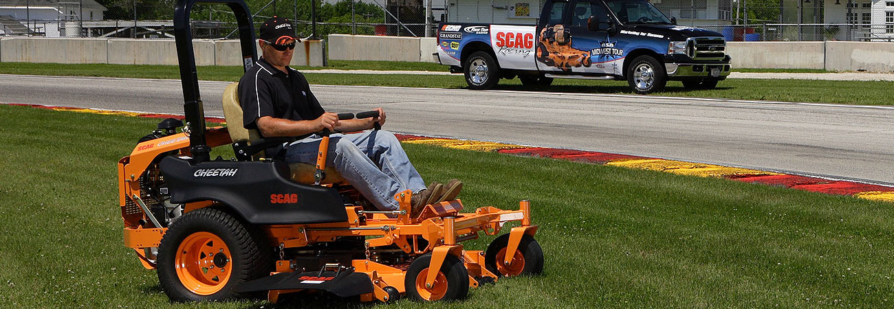 The Scag Cheetah 48 Quot 52 Quot Lawn Mower